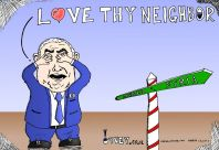 Bibi Love Thy Neighbor