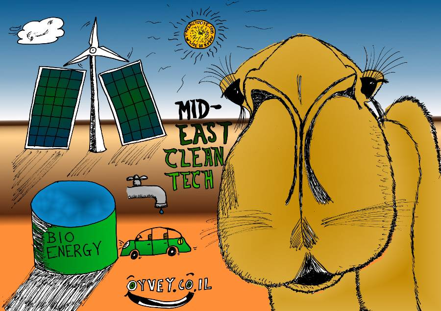 MidEast Clean Tech