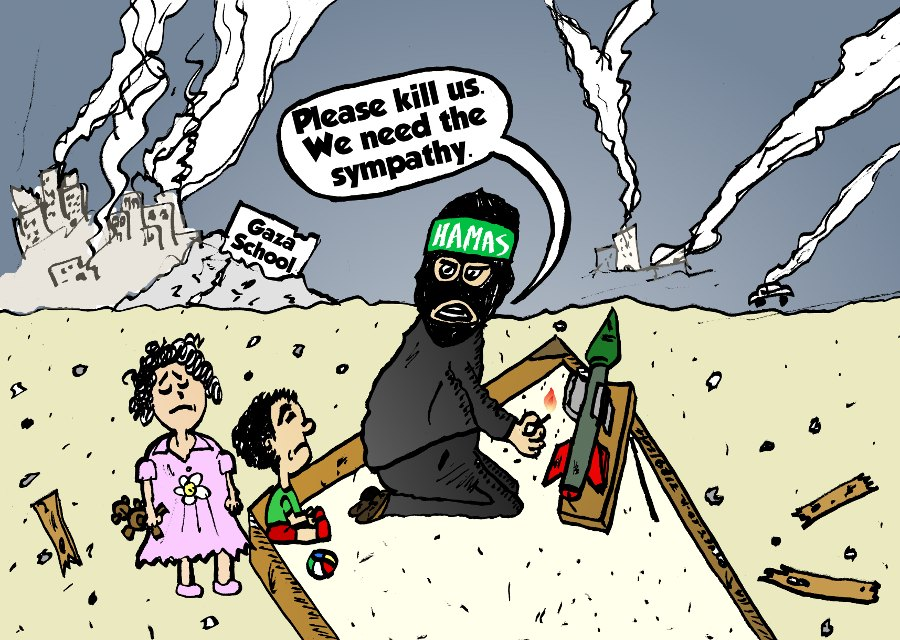 Something Hamas Desires